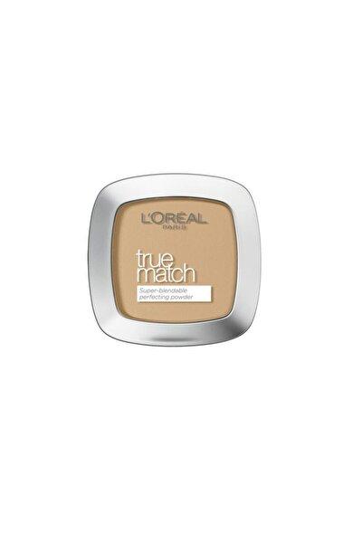Pudra - True Match Powder 3.D 3.W Golden Beige 3600520772035