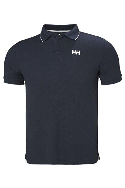 Kos Polo Yaka Erkek T-shirt Lacivert