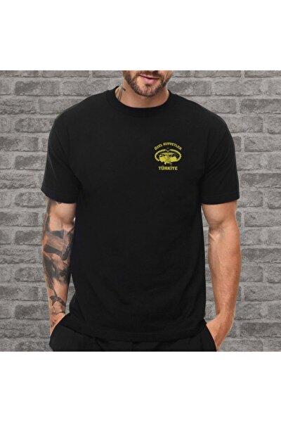 Özel Kuvvetler Bordo Bereliler Basklı Tişört