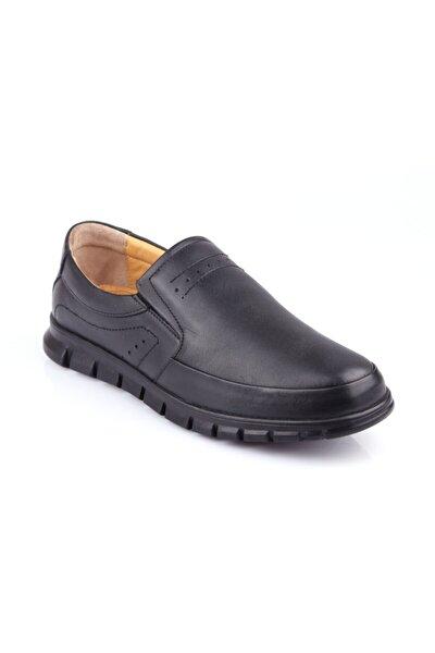 Iç Dış Hakiki Deri Tam Ortopedik Komfort Günlük Erkek Ayakkabı Alv560