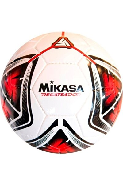 El Dikişli Halı Saha Futbol Topu Regateador5-r Beyaz-kırmızı