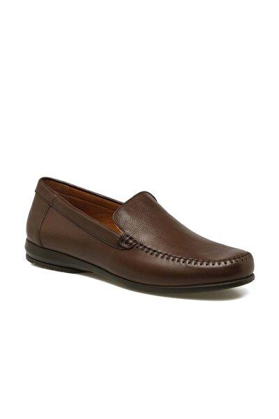 102039.M1FX Kahverengi Erkek Comfort Ayakkabı 100787601