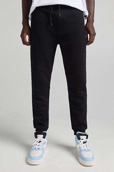 Fermuarlı Jogging Fit Pantolon