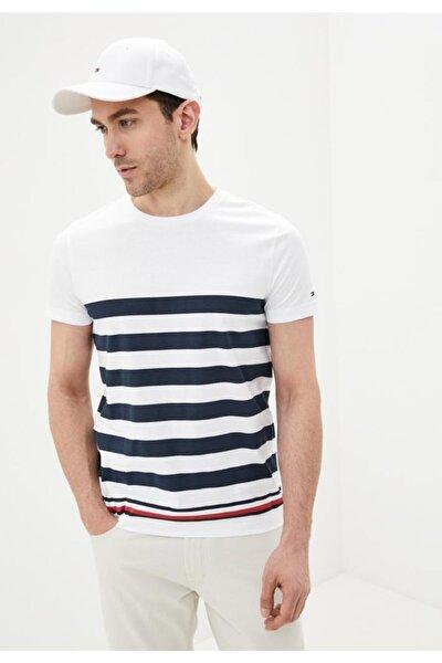 Bold Strıpe Tee - Printed T-shirt