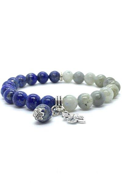Lapis Lazuli & Labradorit Taşı Bileklik
