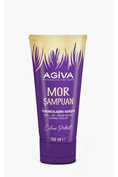 Mor Şampuan Turunculaşma Karşıtı 250 ml