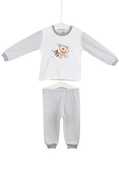 Bebek Pijama Takımı 6-24 Ay Azz009425
