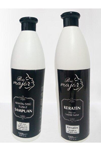 Brezilya Keratin 1000ml - Keratin Özlü Tuzsuz Şampuan 1000ml