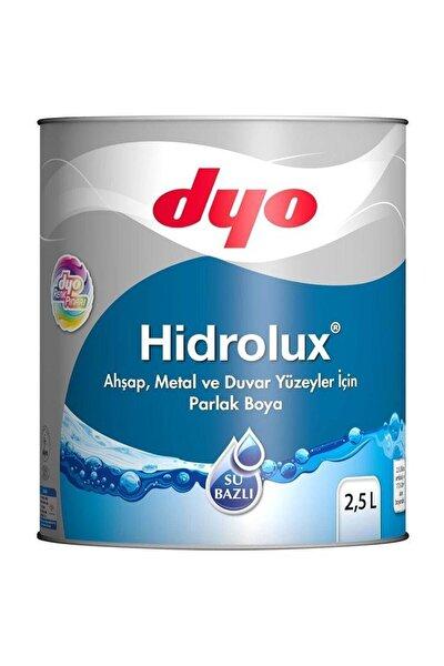 Hidrolüx 2,5 Litre Beyaz Su Bazlı Ahşap Metal Boyası