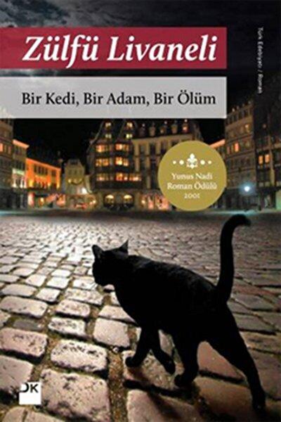 Bir Kedi Bir Adam Bir Ölüm Zülfü Livaneli