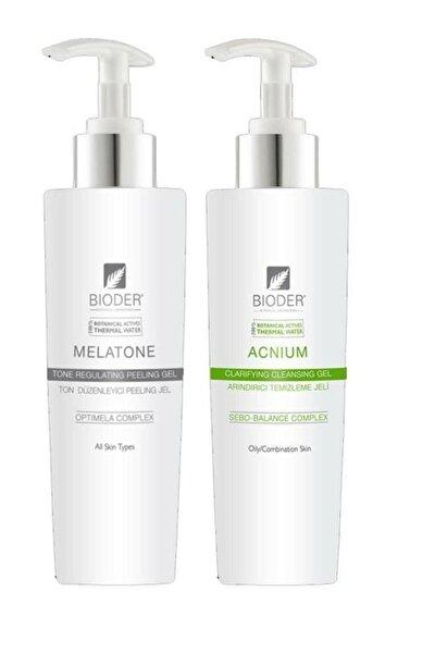 Melatone Tone Regulating Ton Düzenleyici Peeling Jel 180ml Acneclean Clarifying Cleansing Gel 180 Ml