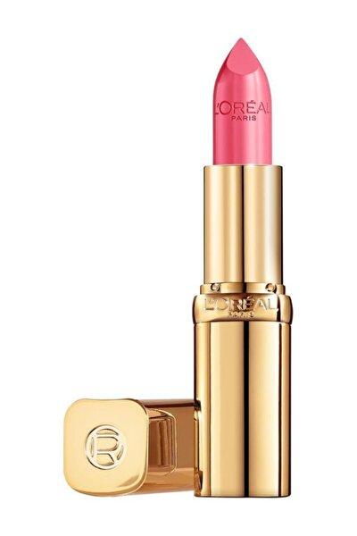 L'oréal Paris Color Riche Satin Ruj 143 Pink Pigalle