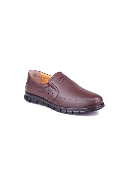 Iç Dış Hakiki Deri Tam Ortopedik Komfort Günlük Erkek Ayakkabı Alv561