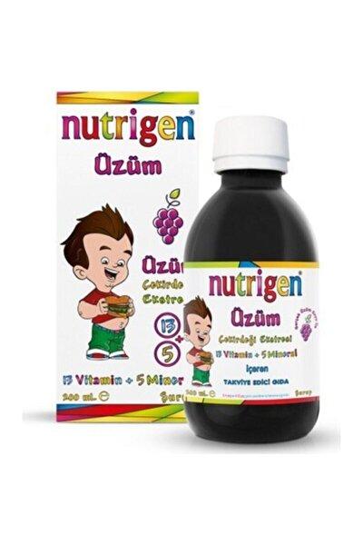 Üzüm Çekirdeği Ekstreli Vitamin Mineral Şurubu