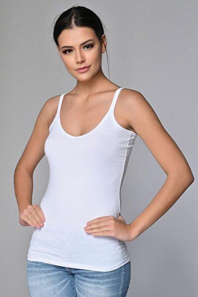 Kadın Beyaz  Cotton Atlet