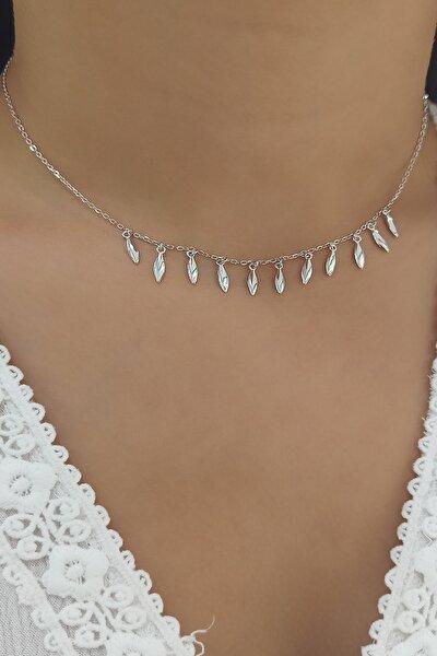 Kadın Gümüş Kolye