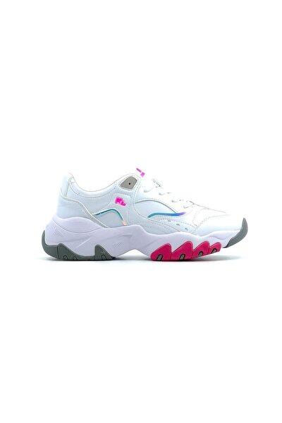 Kadın Beyaz Pembe Spor Ayakkabı 20y Regına Z