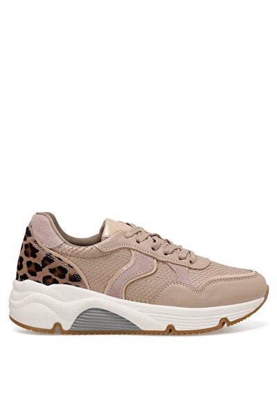 Bella Pudra Kadın Sneaker Ayakkabı