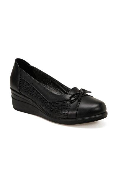 161387.Z Siyah Kadın Comfort Ayakkabı 100548485