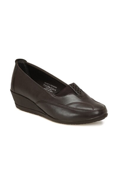 161347.Z Kahverengi Kadın Comfort Ayakkabı 100548368