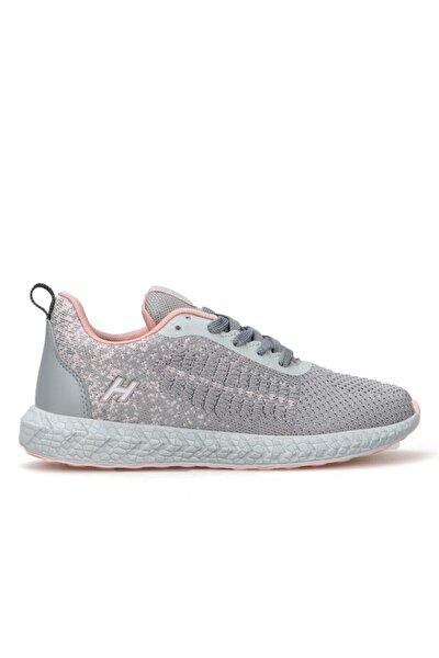 Kadın Gri Yürüyüş Ayakkabısı 101 20045-z