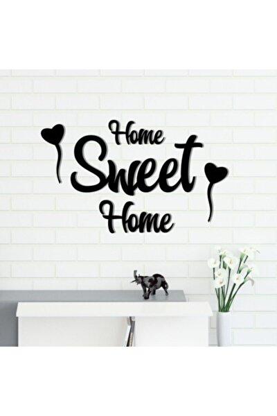 Home Sweat Home Lazer Kesim Duvar Dekoru