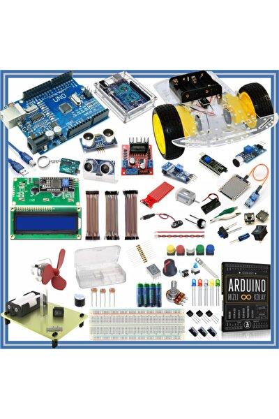 Başlangıç Seti Uno R3 105 Parça 327 Adet