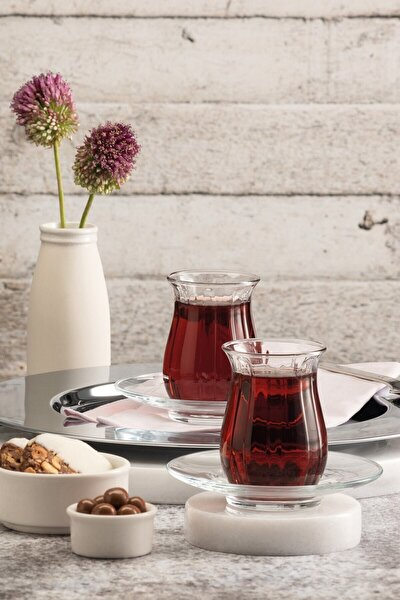 12 Parça Lınka Çay Seti