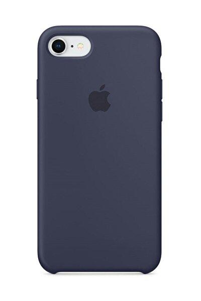 Iphone 7/8 Silikon Kılıf Gece Mavisi 1041100638