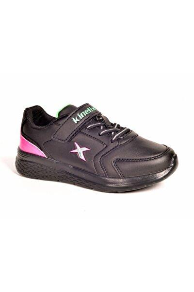 MARNED J Siyah Kız Çocuk Yürüyüş Ayakkabısı 100534002