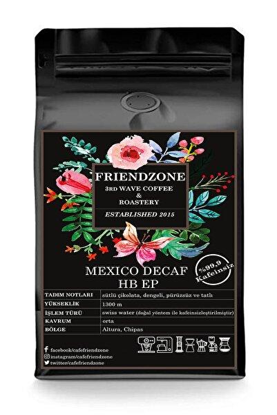 Meksika Decaf ( Kafeinsiz ) Filtre Kahve %100 Arabica 250 Gr