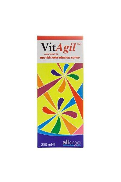 Vitagil Multivitamin Mineral Şurup 250 Ml