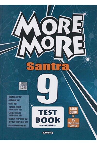 More And More 9. Sınıf Santra Test Book