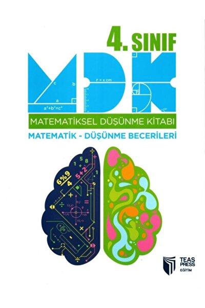 Yayınları 4. Sınıf Matematiksel Düşünme Kitabı