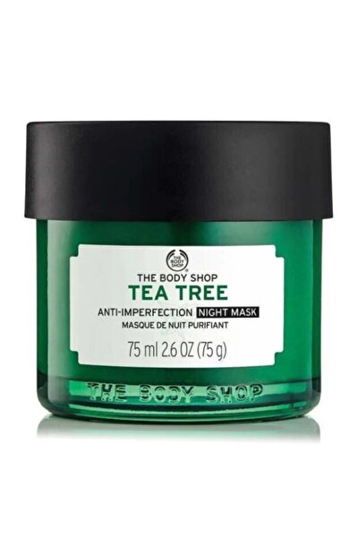Çay Ağacı Gece Maskesi 75ml
