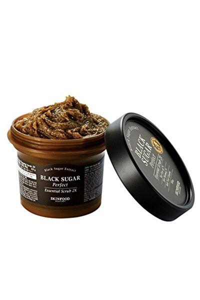 Black Sugar Perfect Essential Scrub 2x Maske 210g