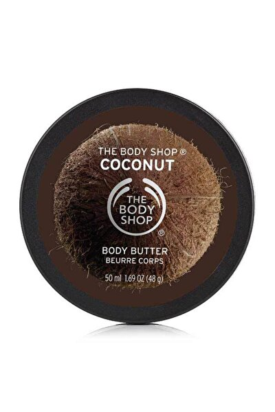 Coconut Body Butter 50ml