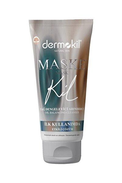 Natural Skin Yağ Dengeleyici Ve Arındırıcı Maske 75 Ml
