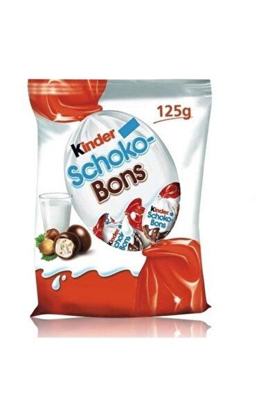 Schoko Bons 125 G