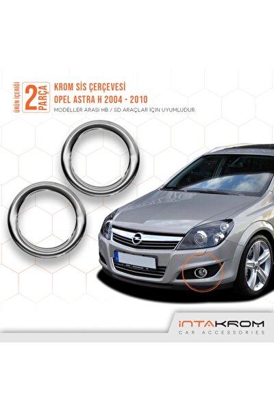 Opel Astra H Krom Sis Çerçevesi 2 Parça 2004 - 2010 / Hb - Sd