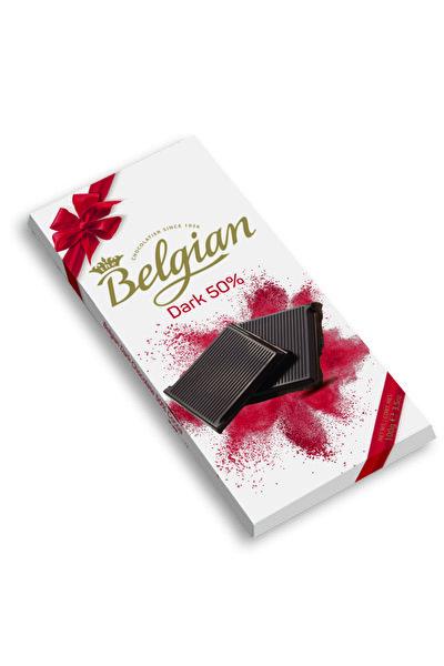 %50 Bitter Belçika Çikolatası 100g