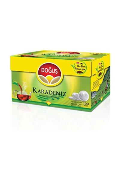 Karadeniz Demlik Poşet Çay 100'lü 320 G