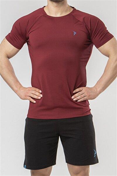Erkek Bordo Tişört