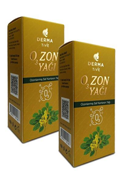 Tive Ozonlanmış Saf Kantaron Yağı Ozon Yağı 50 ml 2 Adet
