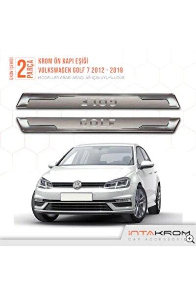 Volkswagen Golf 7 Ön Kapı Eşiği 2 Parça