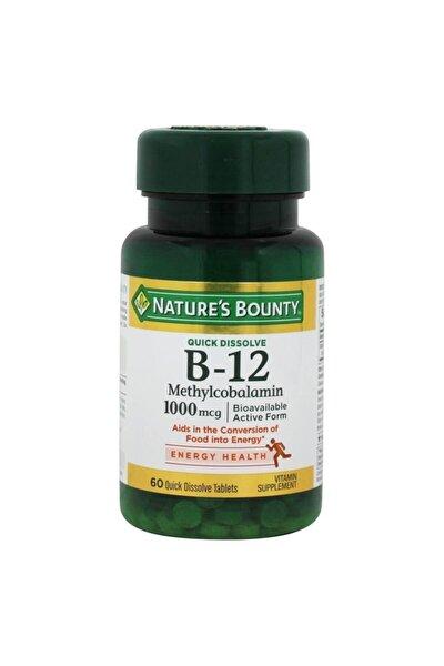 Vitamin B-12 Methylcobalamin 1000uq 60 Tablet Skt:01/2023