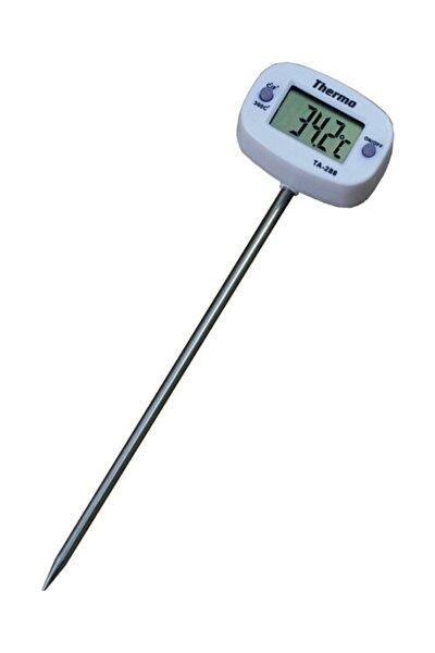 Termometre Sıvı Gıda Et Su Yiyecek Sıcaklık Ölçer Mutfak Thr148