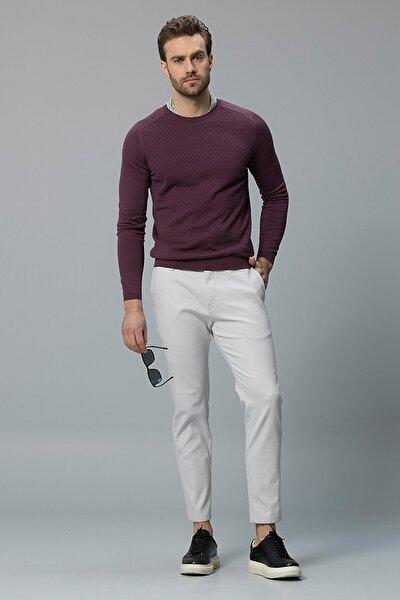 Onreco Smart Chino Pantolon Slim Fit Taş