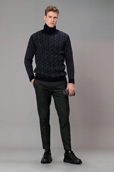 Wıllıam Smart Chino Pantolon Slim Fit Siyah