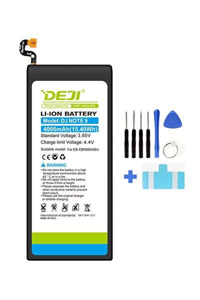 Samsung Galaxy Note 9 Batarya Mucize Batarya